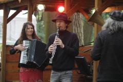 Klezmer Musik mit der Megille-Band