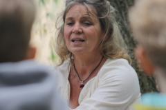 Kerstin Otto ist eine der besten Märchenerzählerinnen Deutschlands