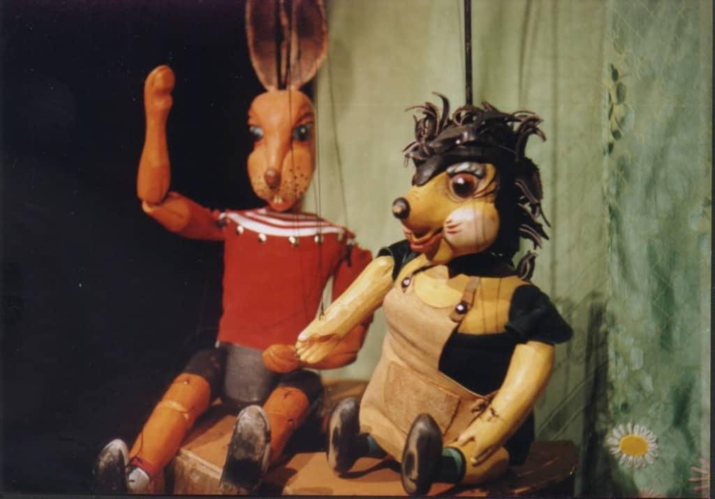 Wetten das wird ein Erlebnis? Hase und Igel gespielt vom AUGUST Theater Dresden