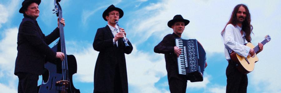 5. Picknickdecken-Konzert am Mittelteich Moritzburg: Die Megille-Band (Klezmer)