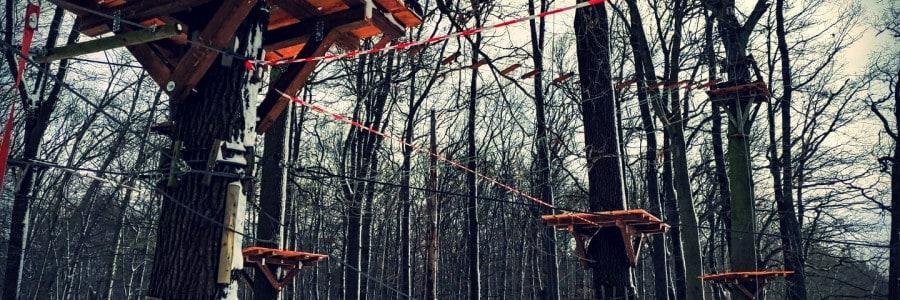 NEU: Klettern im neuen 4-m-Parcours: Völlig neue Übungen für Einsteiger und Fortgeschrittene